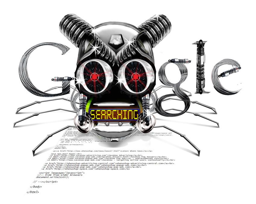 Robots-Of-Google