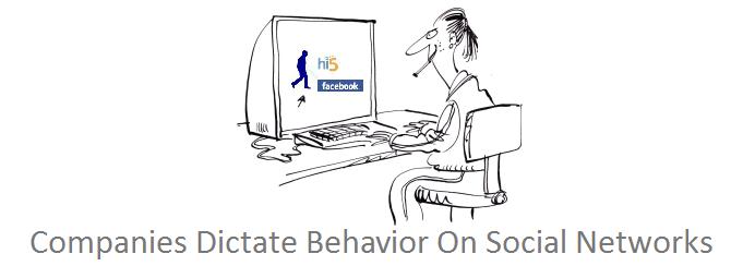 Behavior-On-Social-Networks
