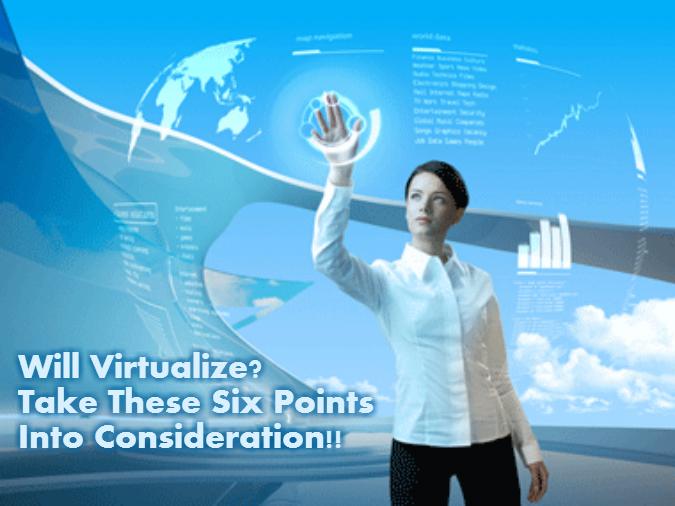 virtualization-consideration