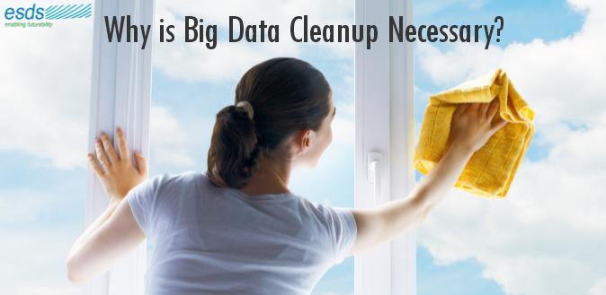 BigData Needs Clean Data