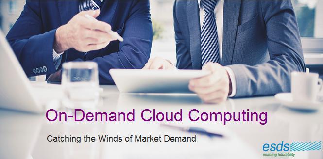 On-Demand Cloud Computing1