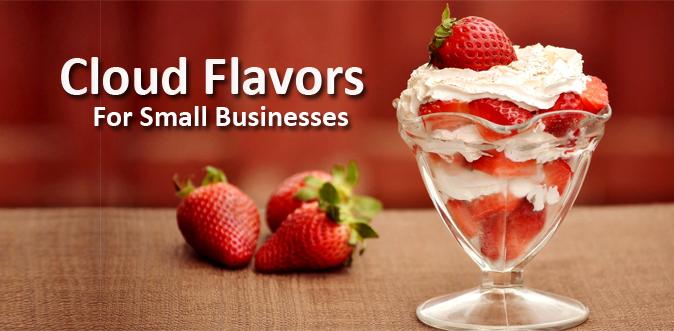 Cloud-Flavors
