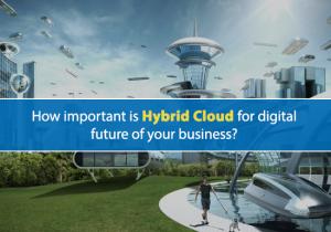 Hybrid Cloud For Digital Future