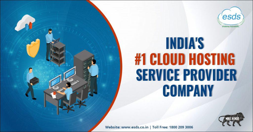 Cloud Hosting Service Provider Company | ESDS