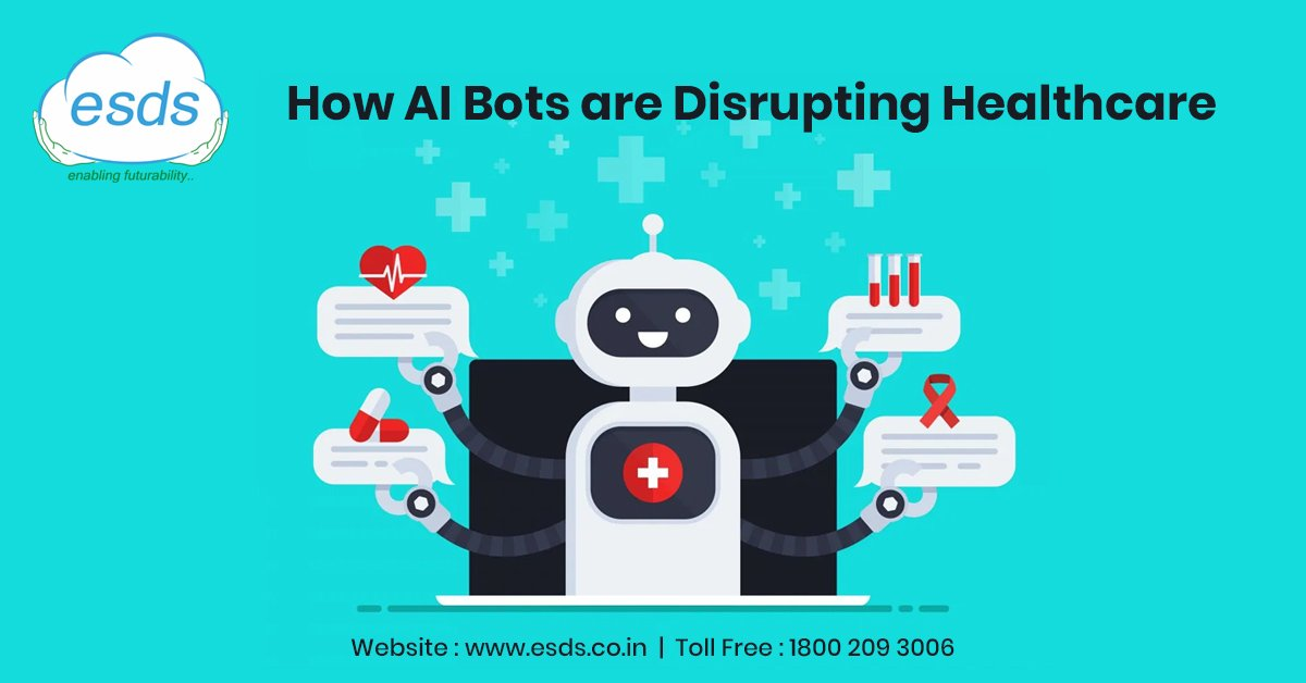 How AI Chatbots Are Disrupting the Healthcare Industry