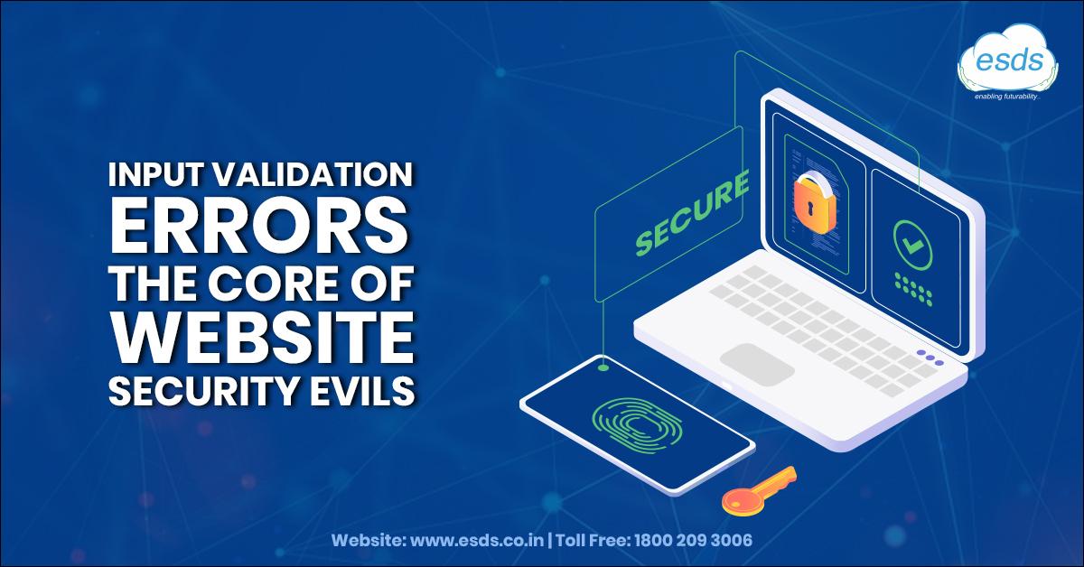 Website Security Evils