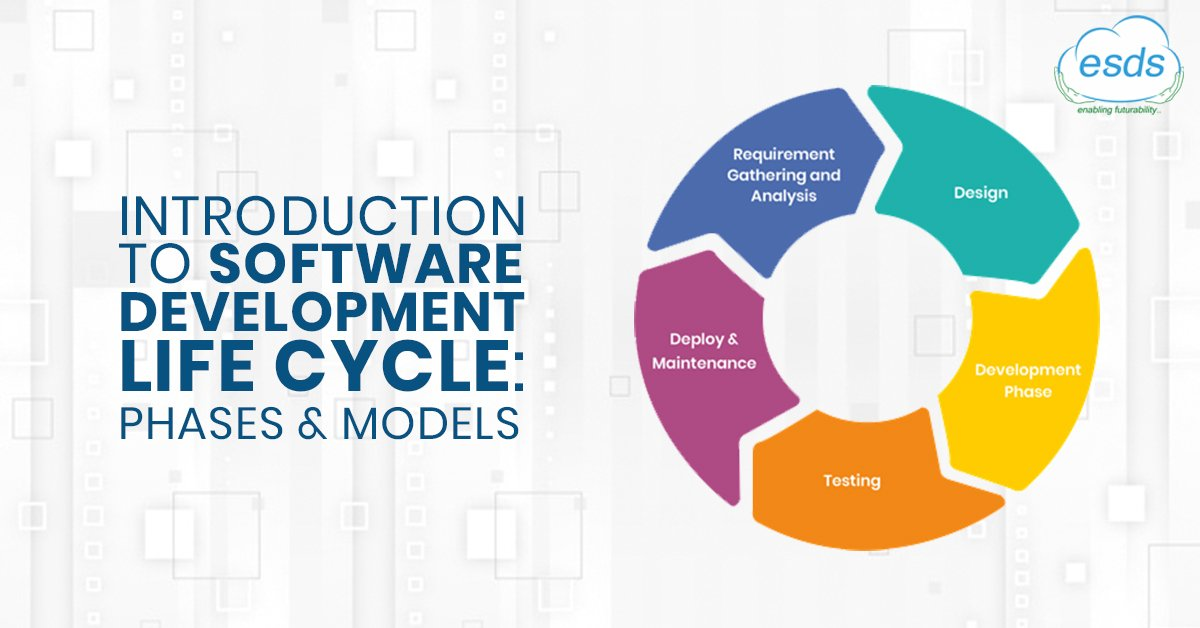 Introduction to Software Development Life Cycle: Phases & Models - ESDS