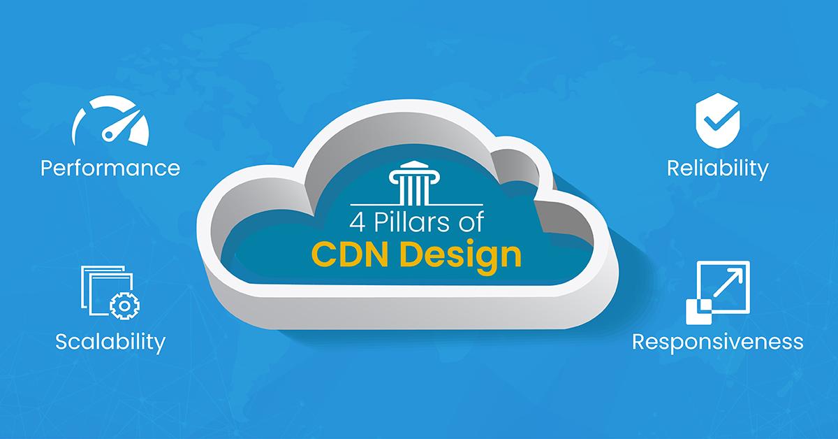 Pillars of a CDN