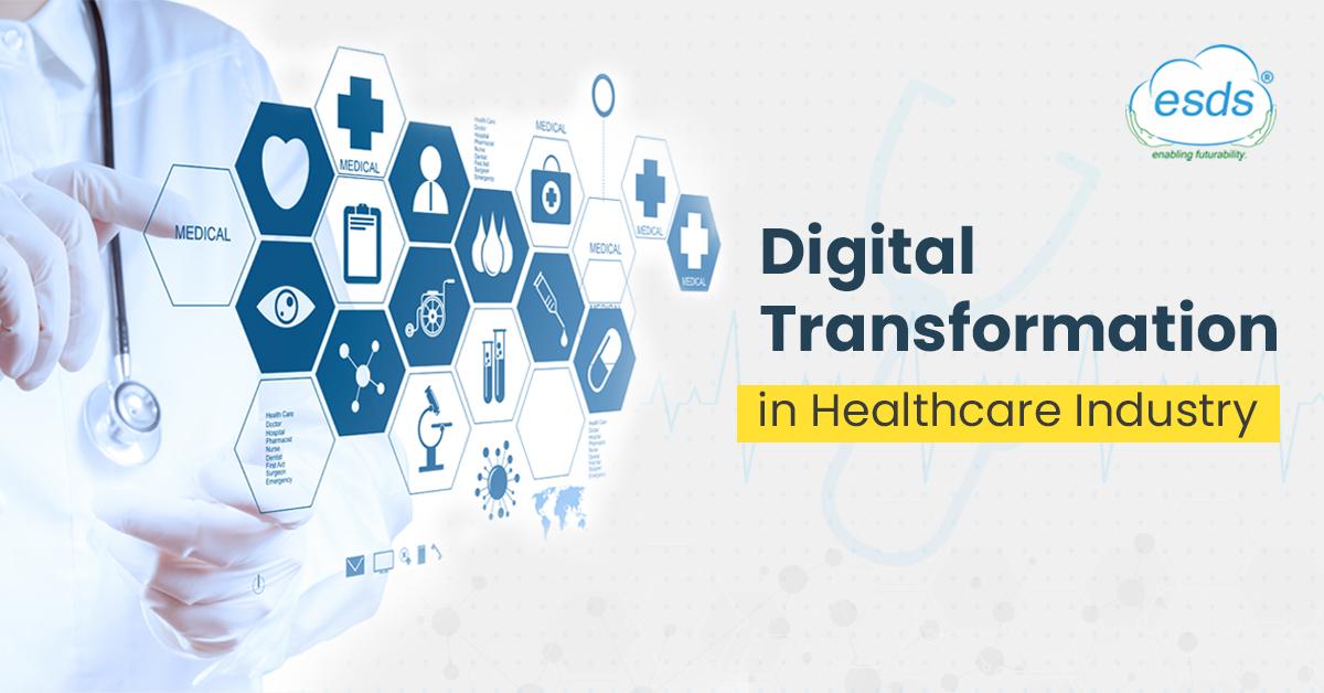 Digital Transformation in Healthcare Sector
