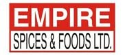 EMPIRE SPICES   FOODS LTD.