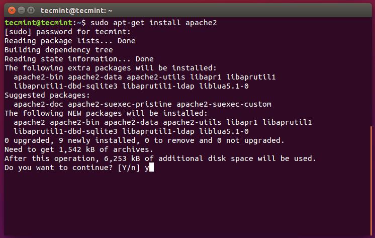 Install-Apache-in-Ubuntu-15-10