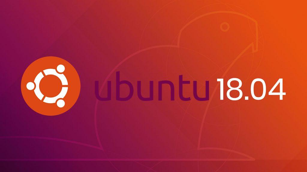 ubuntu server image 18.04