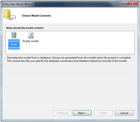 Create CRUD in dotnet using dynamic data entity framework | ESDS