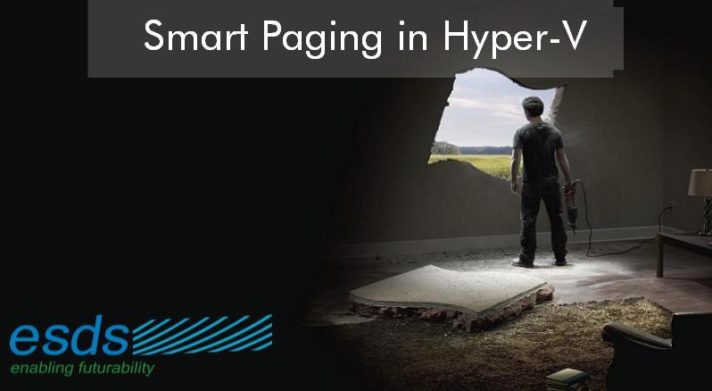 Hyper-V Smart-Paging