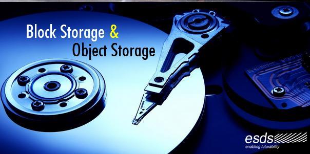 Block-Object-Storage