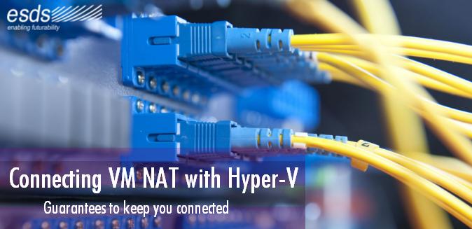 Connecting VM NAT via Hyper-V